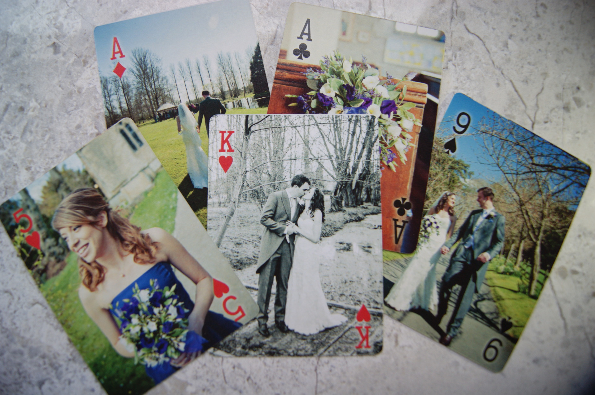 Snap A Jack - Personalised Playing Cards