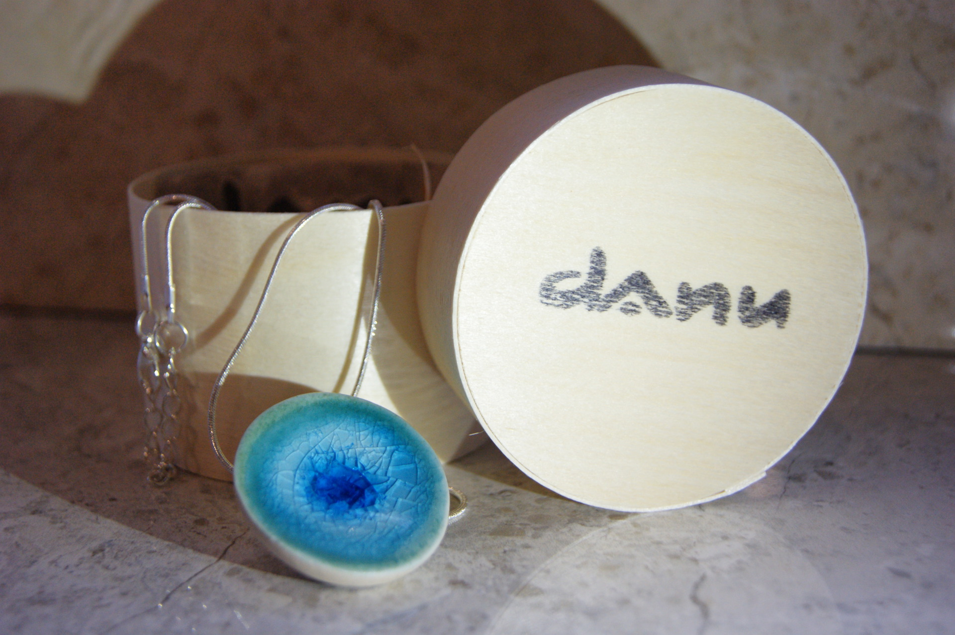 Danu Ceramics - Porcelain Necklace