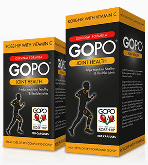GoPo - Joint Tablets