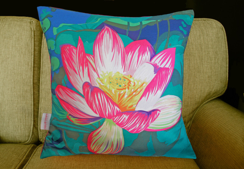 Cushions By Design - Water Lily Cushion