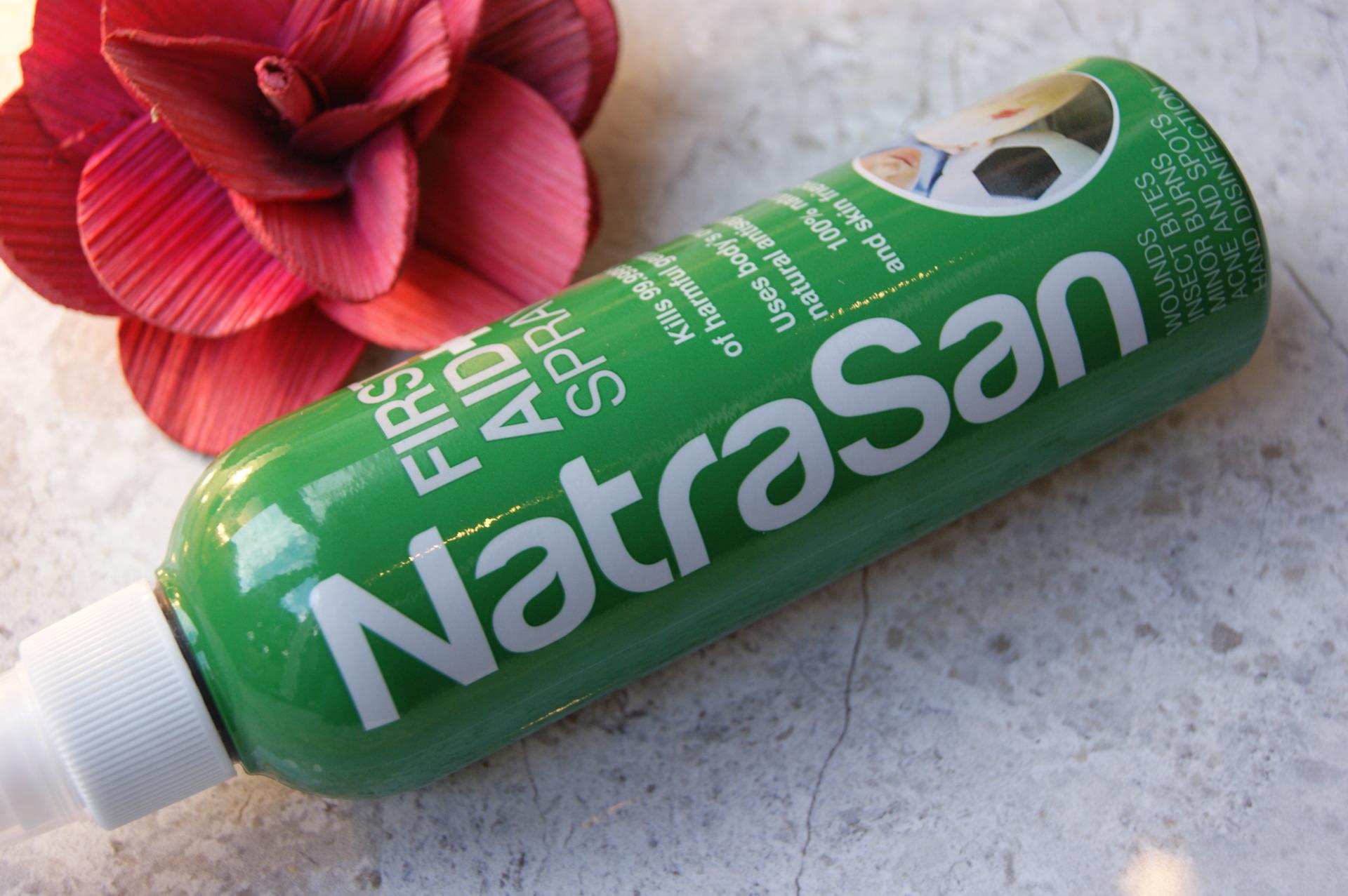 Natrasan - First Aid Spray