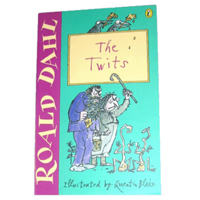 ​The Twits by Roald Dahl