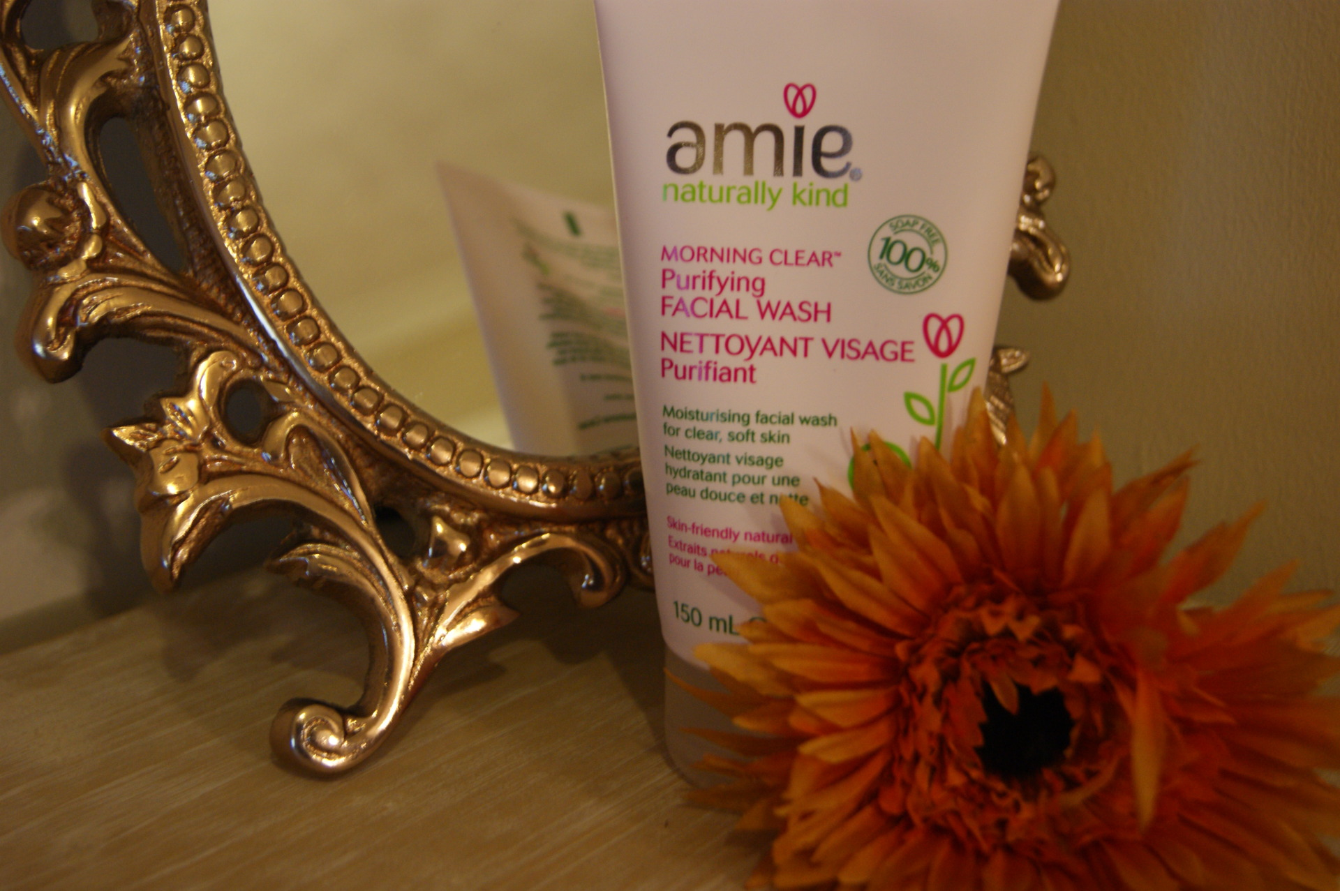 Amie Skincare – Morning Clear Purifying Facial Wash