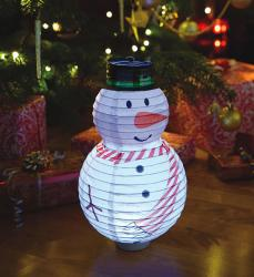 Kitchen Craft - Snowman Lantern
