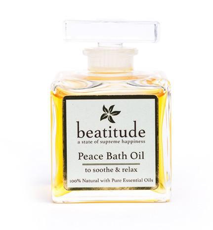 Beatitude - Peace Aromatherapy Bath Oil