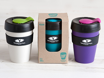 The Vegetarian Society – Keep Cup
