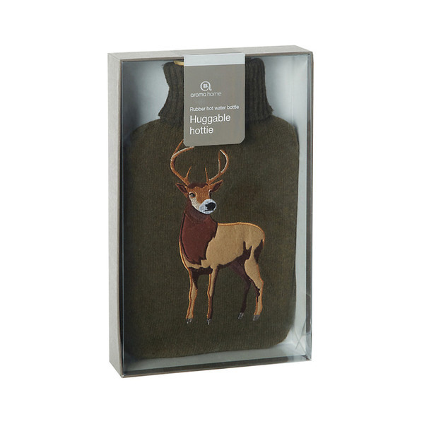 Aroma Home – Stag Hot Water Bottle