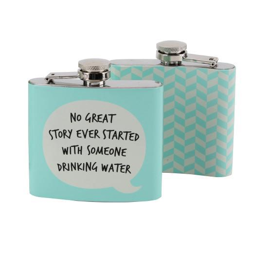 The Contemporary Home – Girls Hip Flask