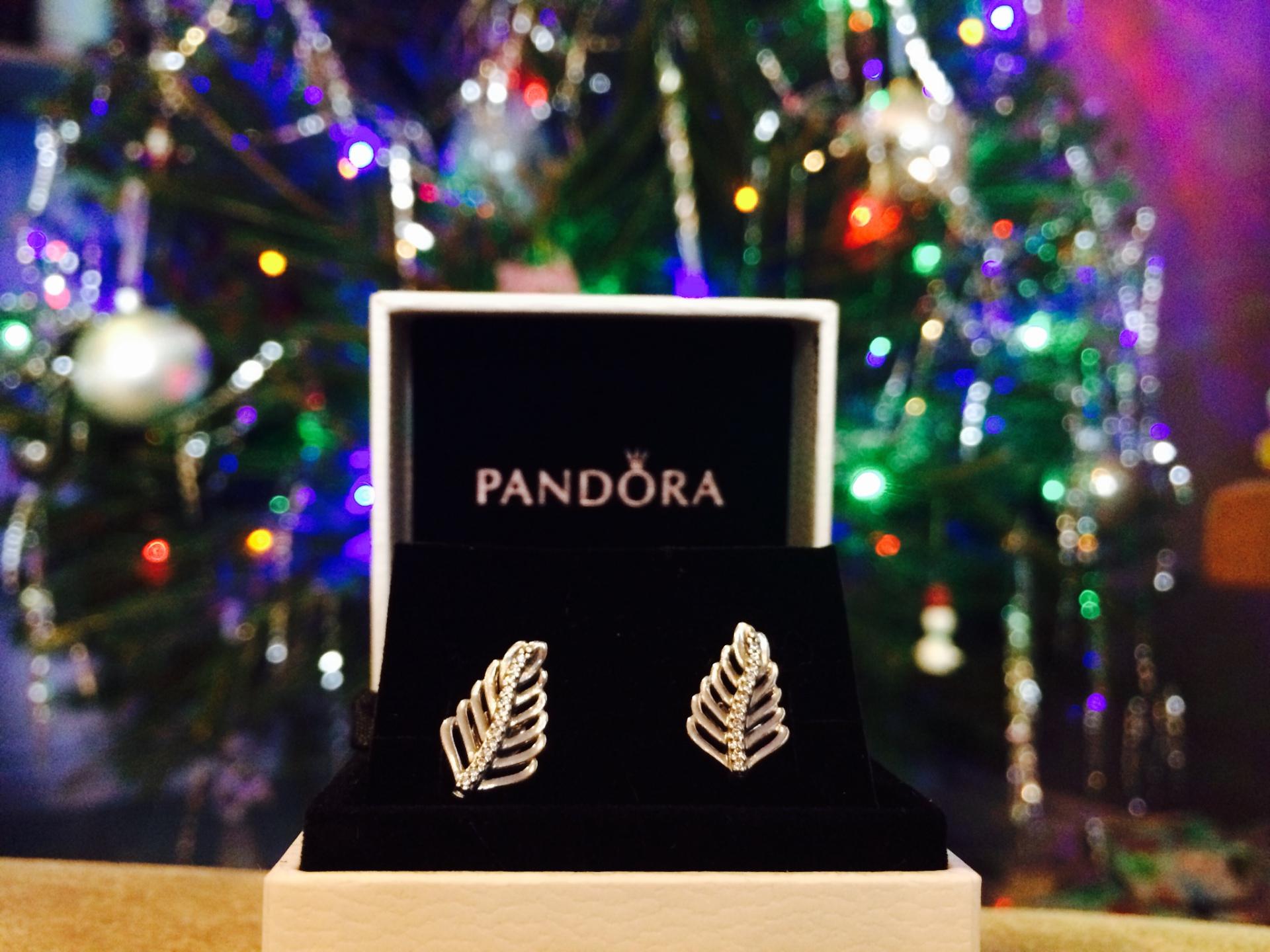 The Jewel Hut – Pandora Earrings