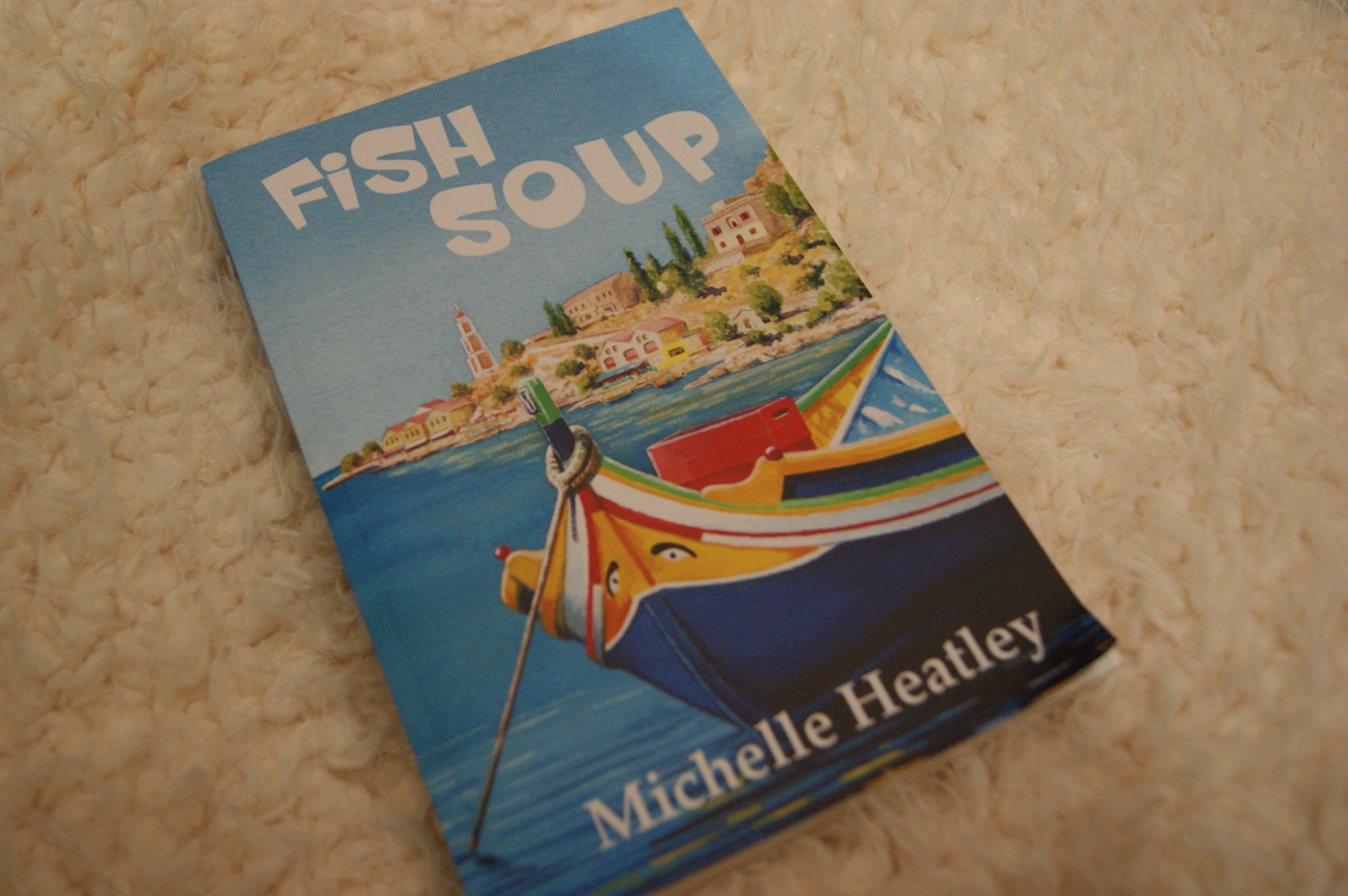 Fish Soup by Michelle Heatley
