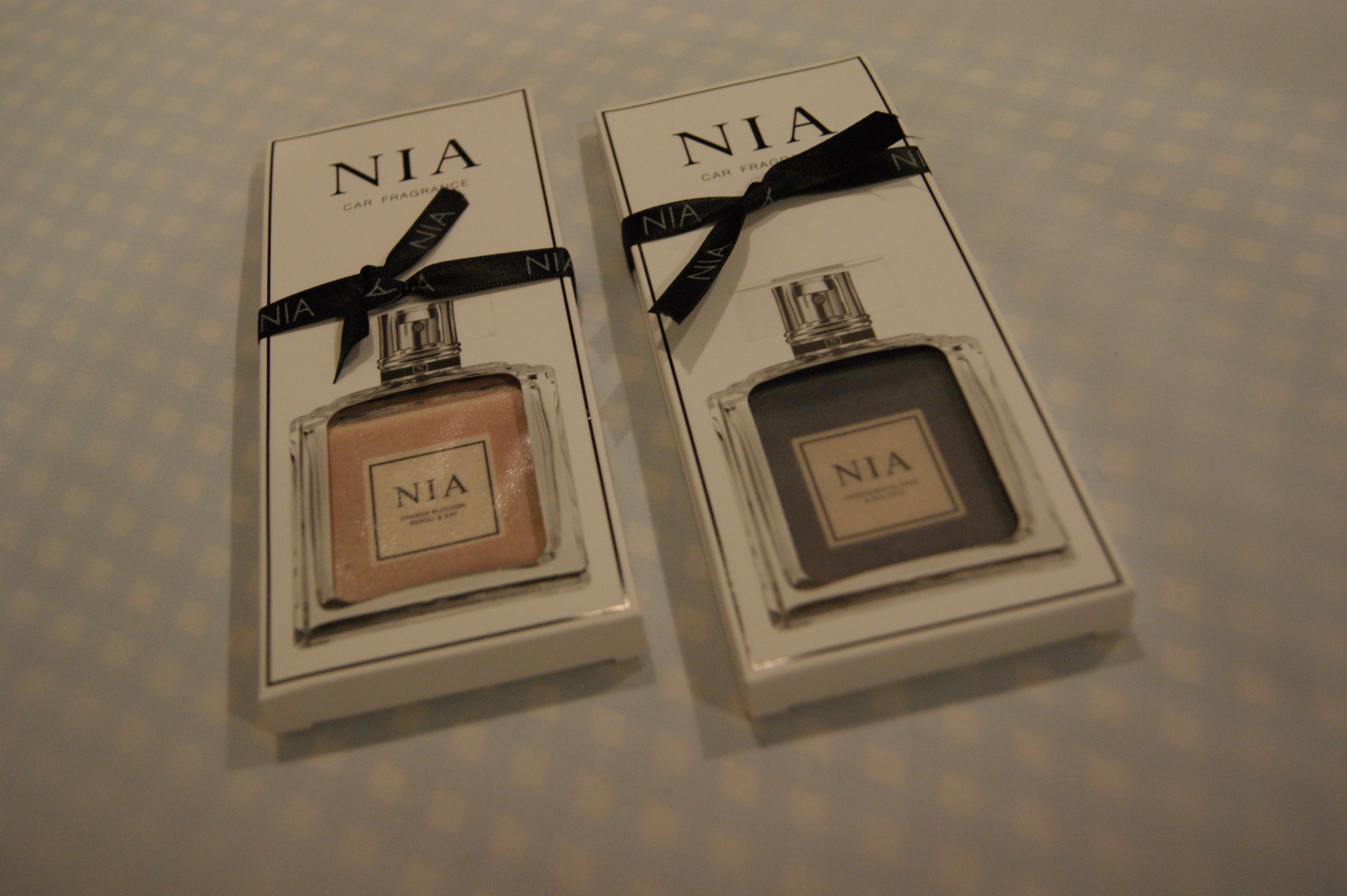 NIA - Car Fragrances