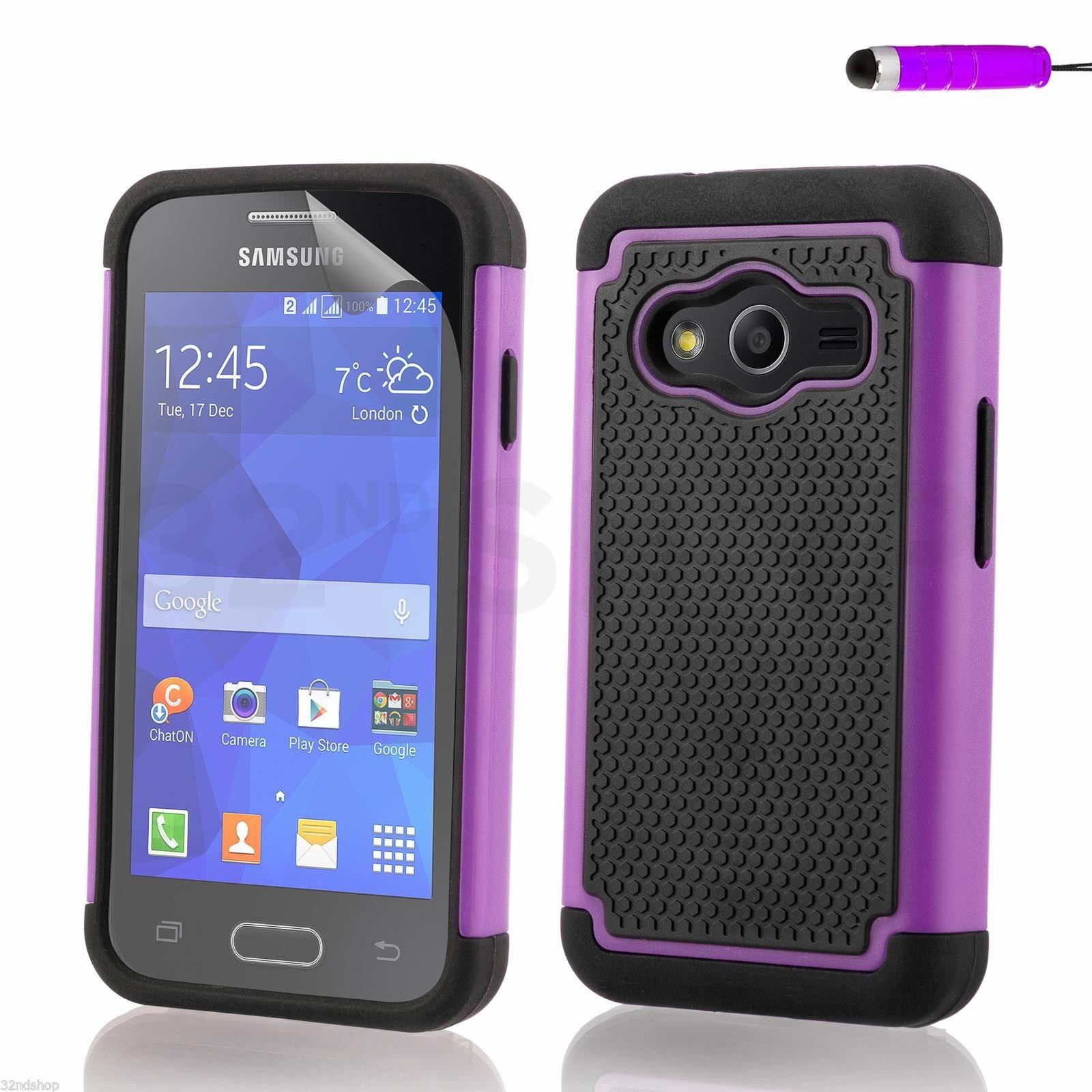 Shock Proof Phone Case - Samsung Galaxy