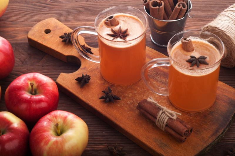 Apple & Cinnamon - Hug in a Mug Recipe