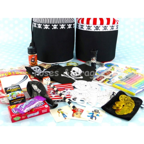 Roses & Dragons - Pirate Party Bags