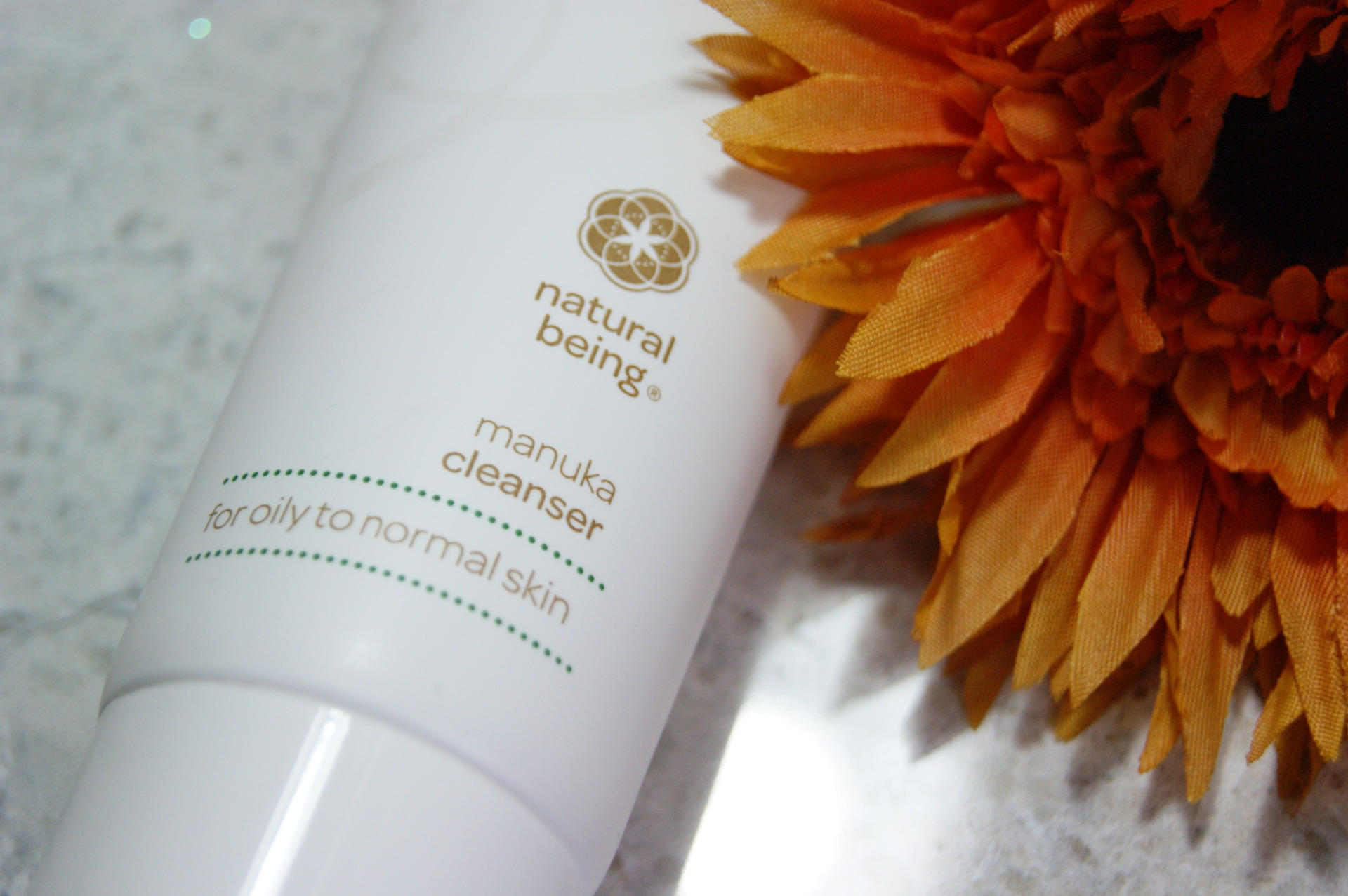 Natural Being - Manuka Cleanser Review