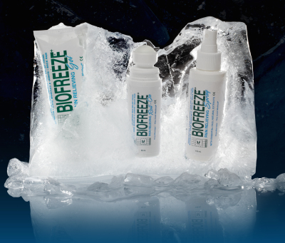 Biofreeze Pain Relieving Gel - Review