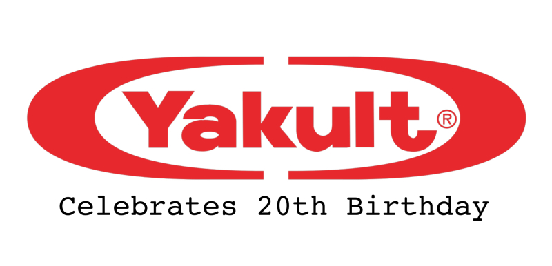 20 facts to mark Yakult's 20th birthday in the UK