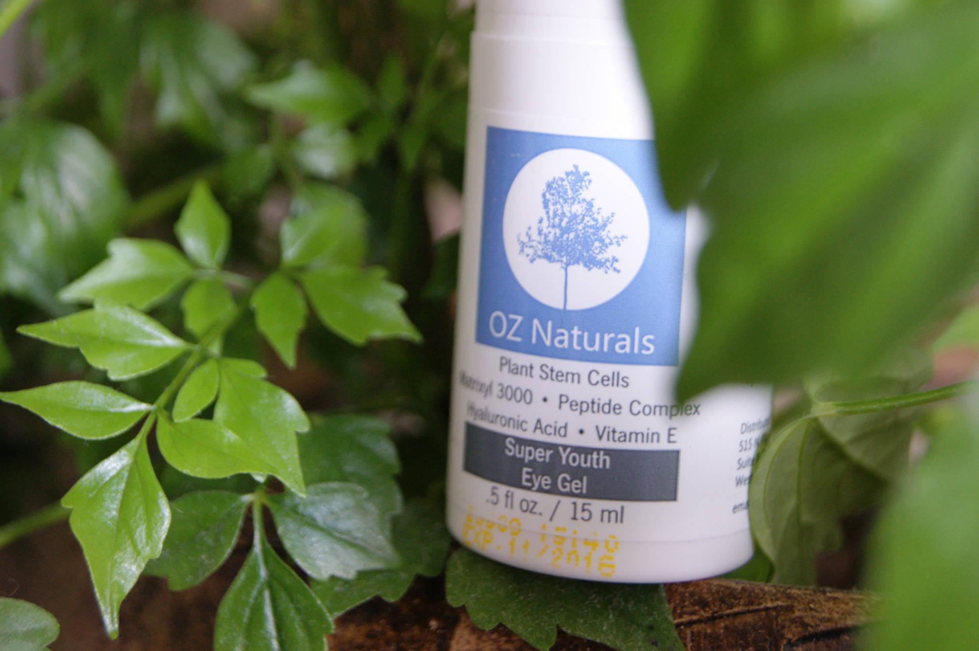 OZ Naturals - Super Youth Eye Gel