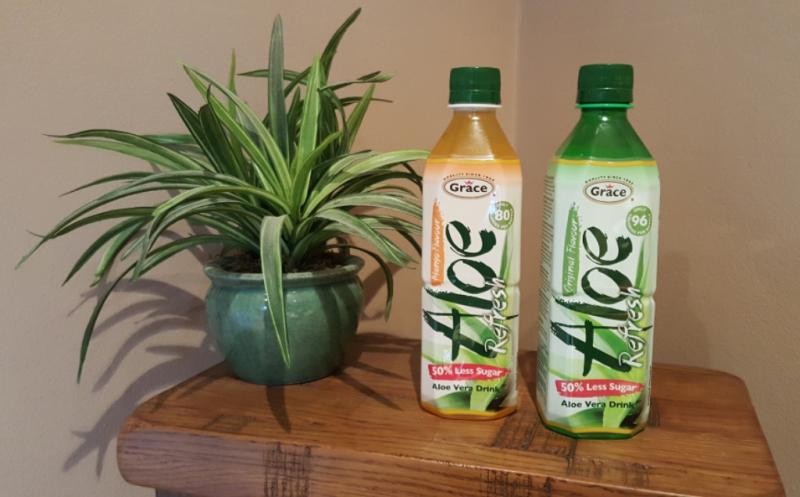 Grace - Aloe Refresh Drinks