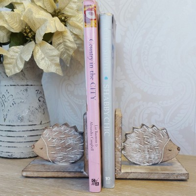 Oscar's Boutique - Shabby Chic Book Ends