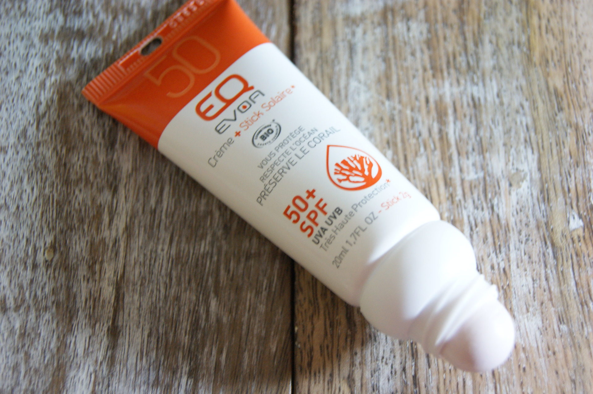 Eco Beauty - Organic Combi Stick Sunscreen