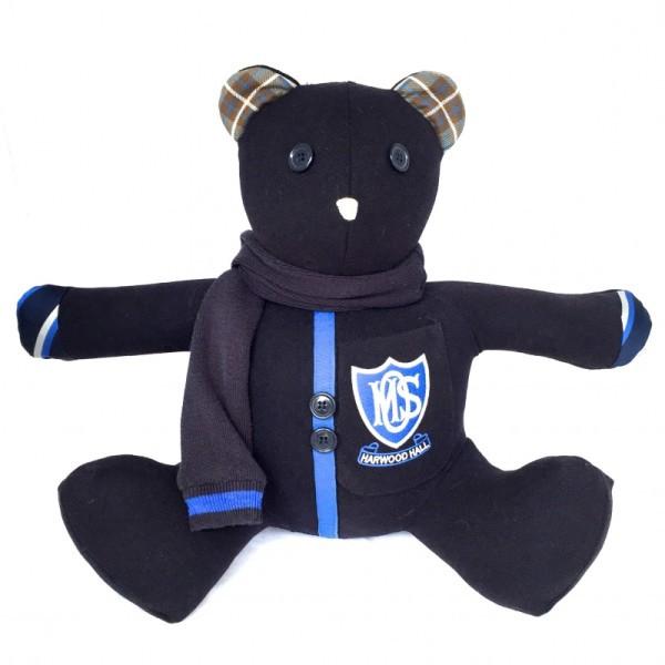 Blazer Bear - Handmade Teddy Bears