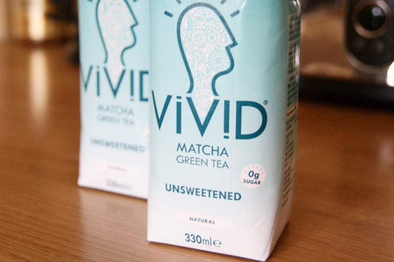 Vivid Drinks - Matcha Green Tea
