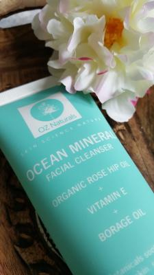 OZ Naturals - Ocean Mineral Facial Cleanser
