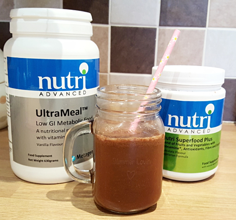 Nutri Advanced - Superfood Powders