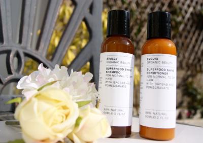 Natural Shampoo & Conditioner