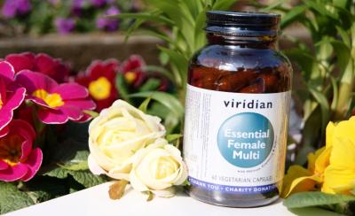 Essential Female Multi Vitamins