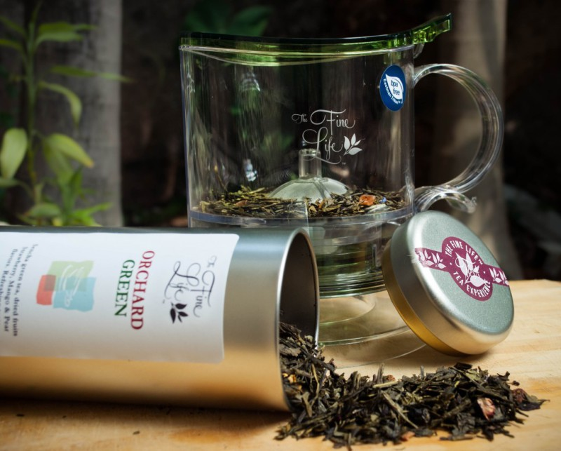 The Fine Life - Tea Infuser