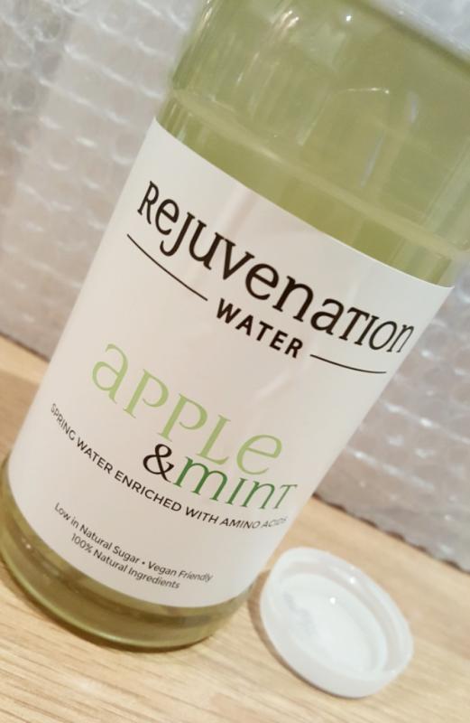 Rejuvenation Water Apple & Mint