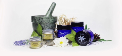 Sheila's Natural Moisturising Face Cream