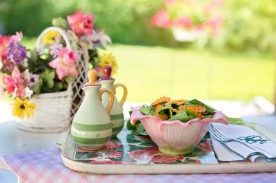 Pretty picnic Ideas