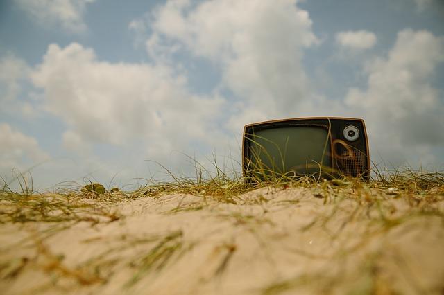 Binge Watching Television