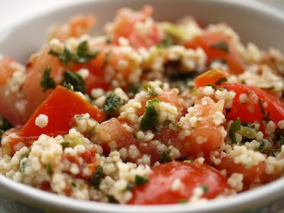 A quick and simple Couscous Salad