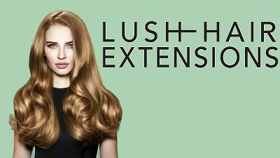Lush Hair Banner