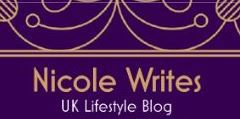 Nicole Writes Featured Blogger