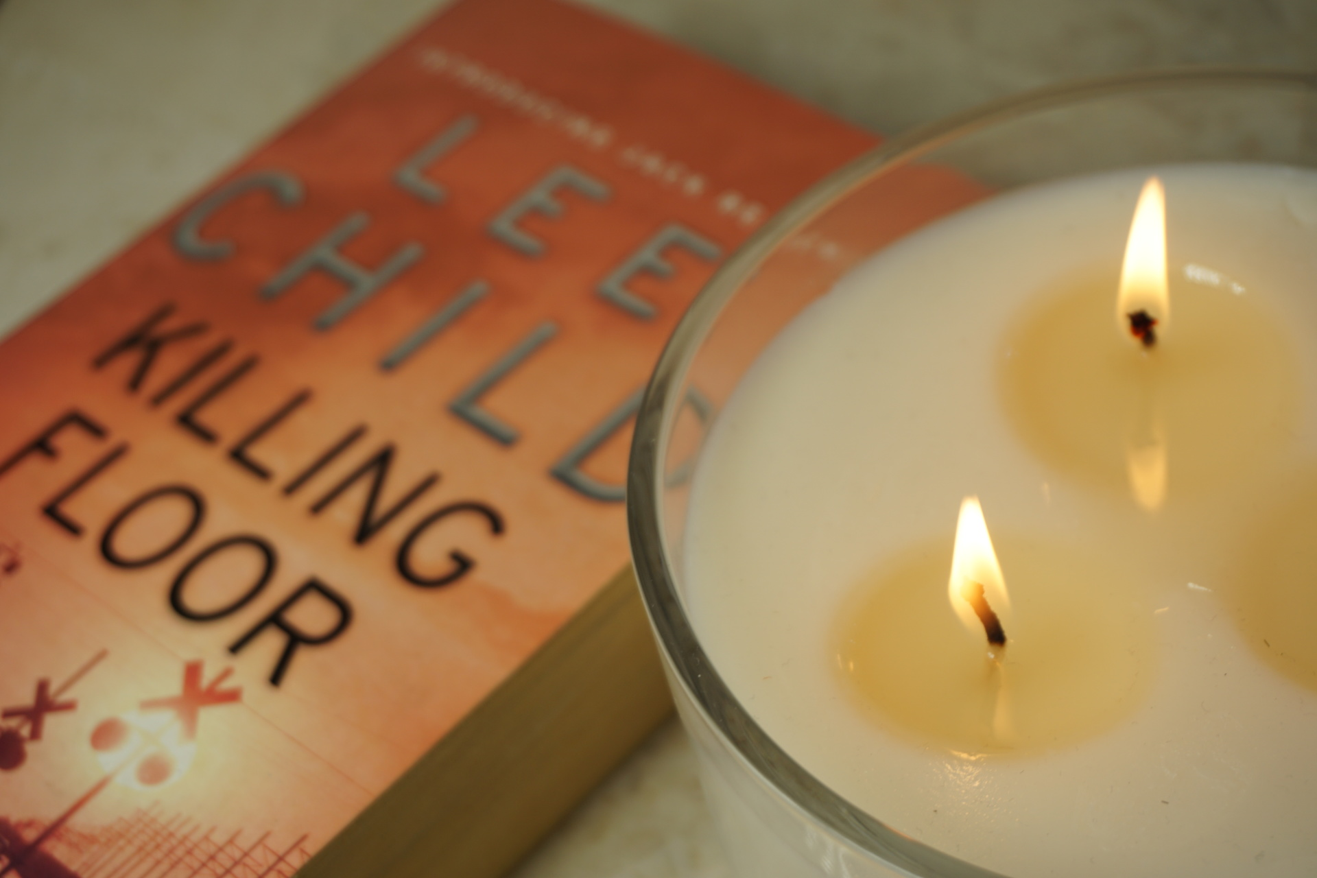 Lee Child - Killing Floor Book Review