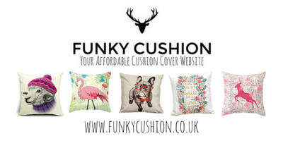 Funky Cushion Banner