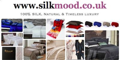 Silkmood Banner
