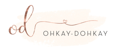 ohkay dohkay blog banner