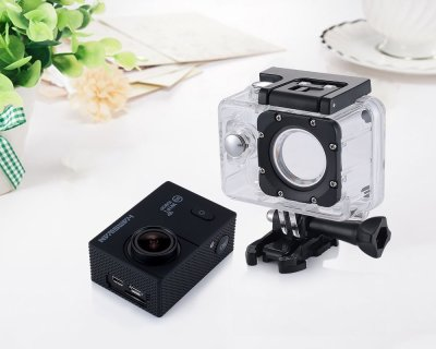 Waterproof Action Camera Review