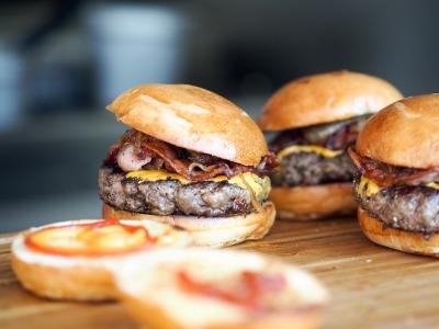 Homemade Beef Burger Recipe