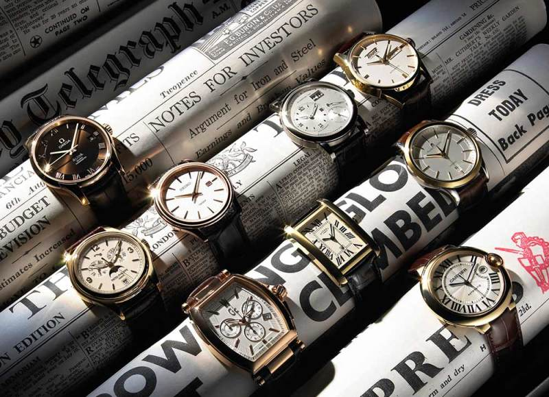 5 Key Watch Trends for 2017