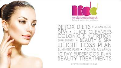 Mydetoxdiet – Spa Juice Bar