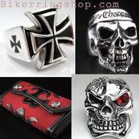 Biker Ring Shop