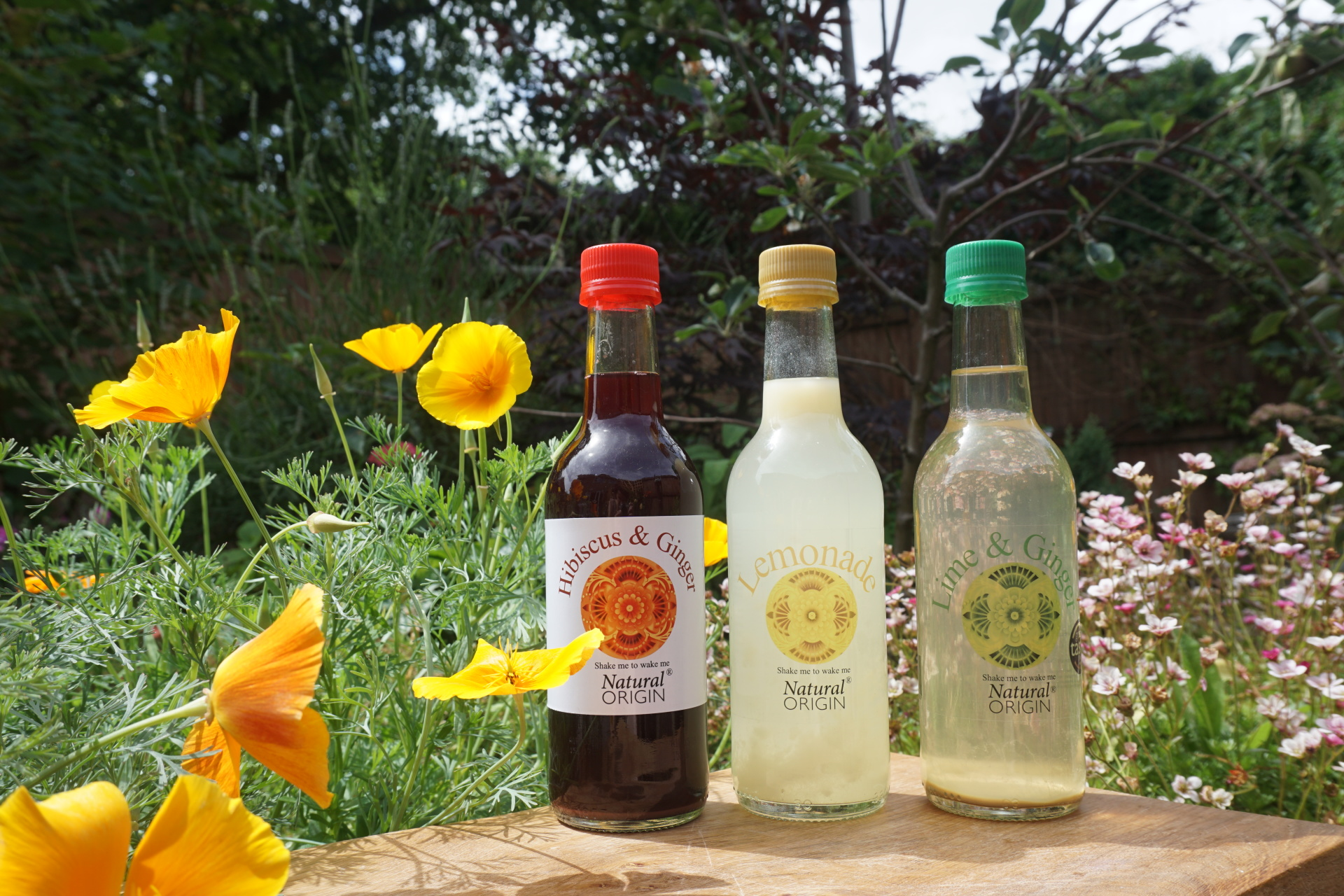 Natural Origin Juices