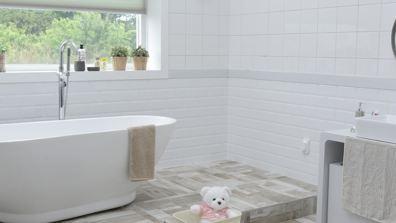Turn Your Bathroom into a Timeless Classic